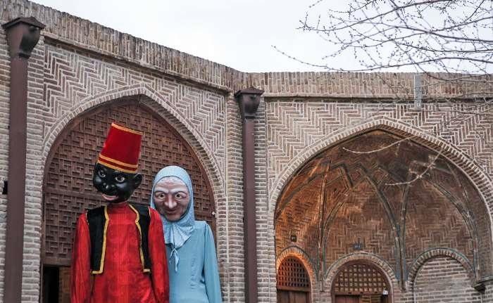 تصاویر   جشنواره ملی و بینالمللی بازی و اسباببازی در شترخان