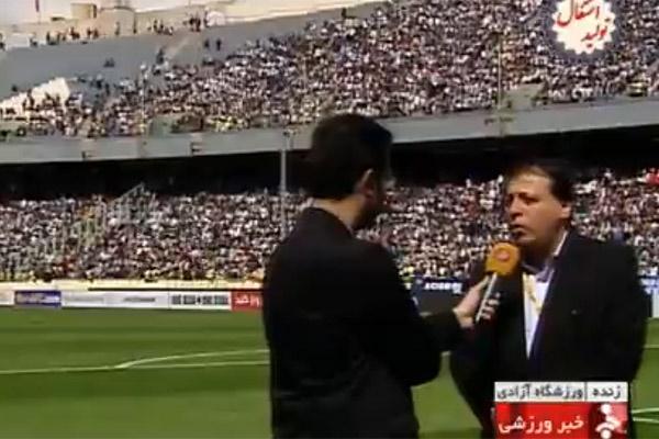 فیلم | دقایقی پیش؛ حال و هوای استادیوم آزادی و بچههای تیم ملی قبل از بازی با چین