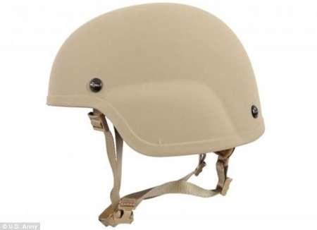فراموشی کلاهخودهای سنگین و قدیمی نیروهای نظامی/استفاده از نسل جدید و سبک تجهیزات