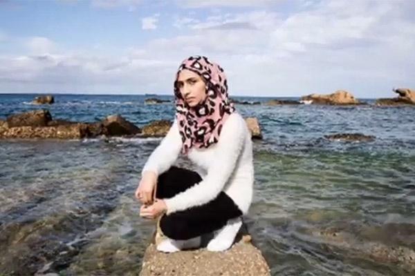 فیلم | ماجرای دختر پناهجوی سوری که ۴ روز در دریا زنده ماند