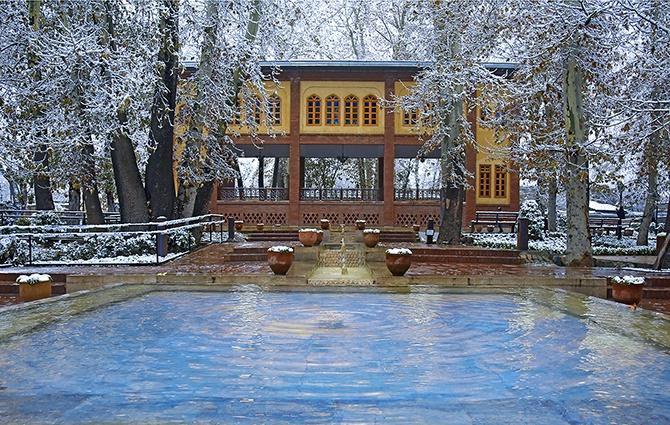 مناطق دیدینی تهران