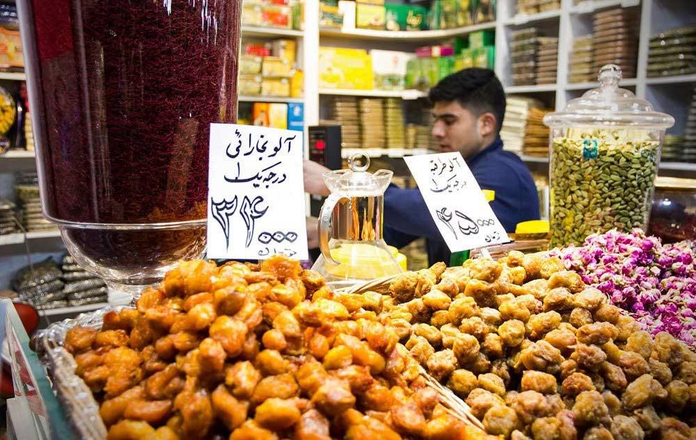 تصاویر | در حوالی نوروز | هیجان خرید عید در بازار تجریش