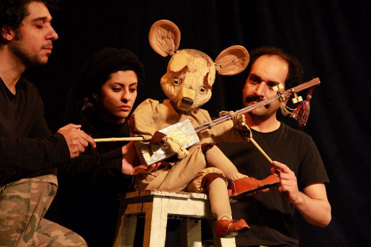 موشها در تالار هنر میزبان کودکان میشوند
