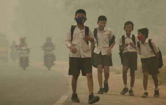 مرگ ۱.۷میلیون کودک در سال بر اثر آلودگی محیط زیست