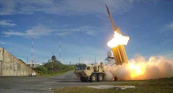 مشخصات فنی سامانه موشکی تاد که آمریکا در کره جنوبی مستقر میکند