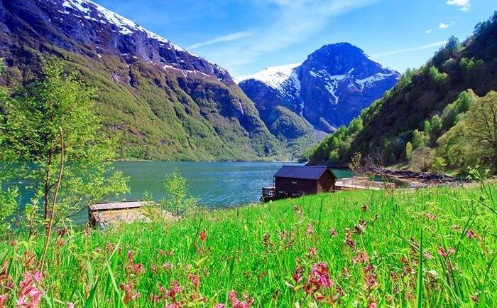 تصاویر | شکوه اسکاندیناوی در مقصدی منحصر به فرد