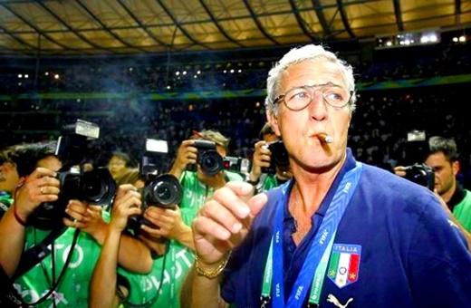 لیپی: ایران تیم بزرگی است، از کیروش سپاسگزارم/ به چینیها تضمین صعود ندادهام