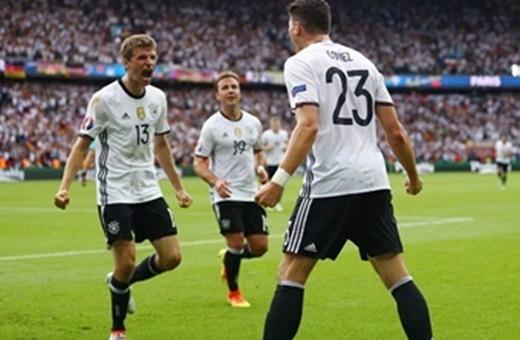 پیروزی آلمان مقابل انگلیس در دیدار دوستانه/ سوپرگل پودولسکی در شب خداحافظی