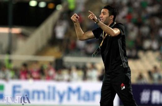 پیام روحیهبخش جواد نکونام پیش از بازی مقابل قطر