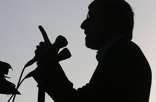 احمدینژادِ سوم ظهور کرده/تلاش برای برهمزدن بازی انتخابات؟