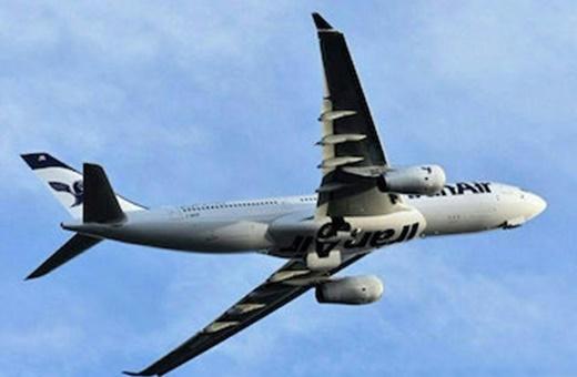 هواپیماها پولی را که به کشورهای عربی و ترکیه از مردم ما میرسد جذب میکند