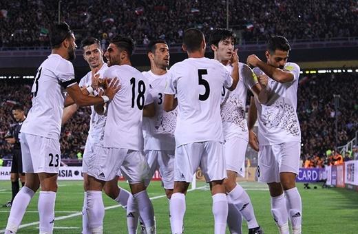 پایان نیمه اول؛ قطر 0-0 ایران