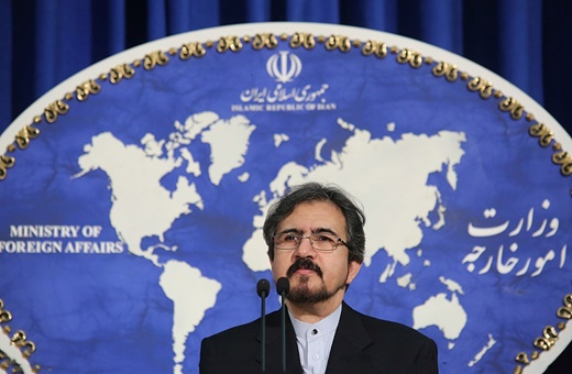ایران به اظهارات مقامهای ترکیه واکنش نشان داد