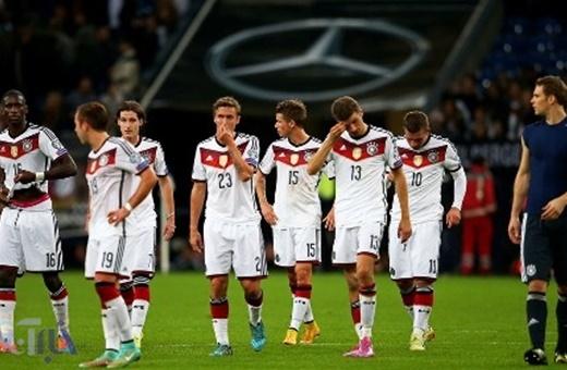 آلمان هم گل خورد؛ حالا فقط انگلیس رقیب تیم ملی ایران است