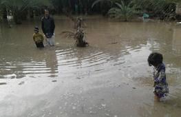 هشدار سازمان هواشناسی درباره آبگرفتگی و سیلابیشدن رودخانههای ۷ استان