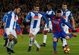 توئیت جنجالی سازمان لیگ اسپانیا،بر دشمنی اسپانیول و بارسلونا دامن زد!