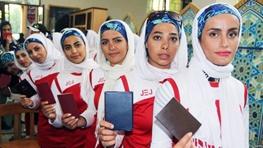 تصاویر | زنان ایرانی پای صندوق رای