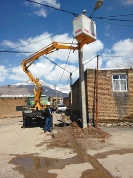 شرکت توزیع برق جور دهیاران را می کشد