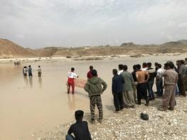 کشف جسد چهارمین قربانی رودخانه دشت پلنگ