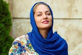 جدیدترین عکس مهناز افشار در پشت صحنه «دارکوب»
