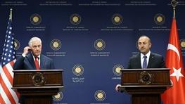 در دیدار وزرای خارجه آمریکا و ترکیه چه گذشت؟