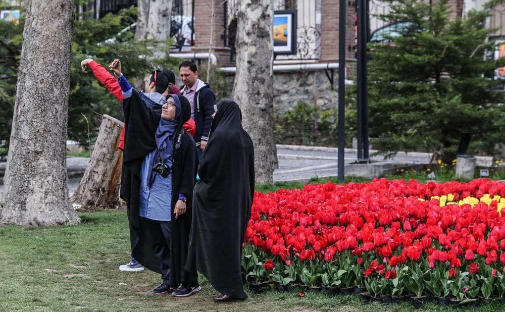 تصاویر | باغ موزه هنر ایرانی