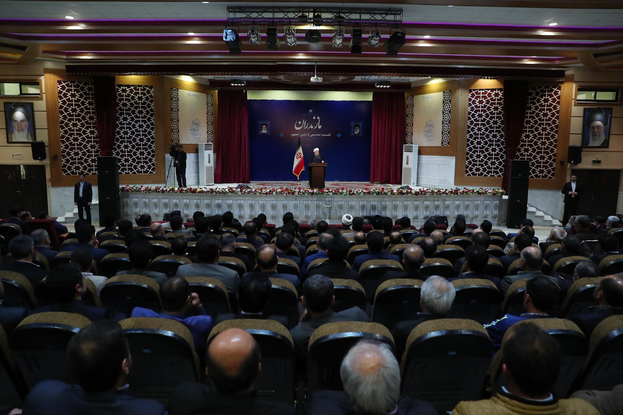 توصیه انتخاباتی روحانی: در روز سرنوشت بیتفاوت نباشیم