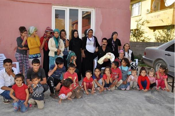 تصاویر | مرد ترکیهای با ۳۲ فرزند که آرزو دارد تعداد فرزندانش به ۵۰ برسد