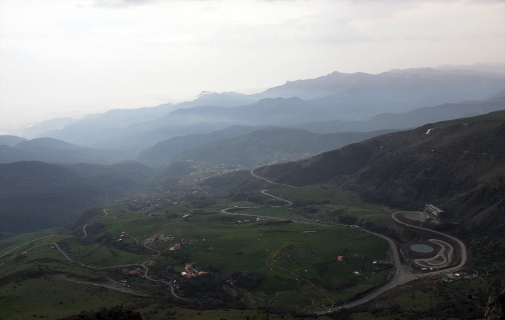 تصاویر   دهکده حیران در مرز ایران و جمهوریآذربایجان