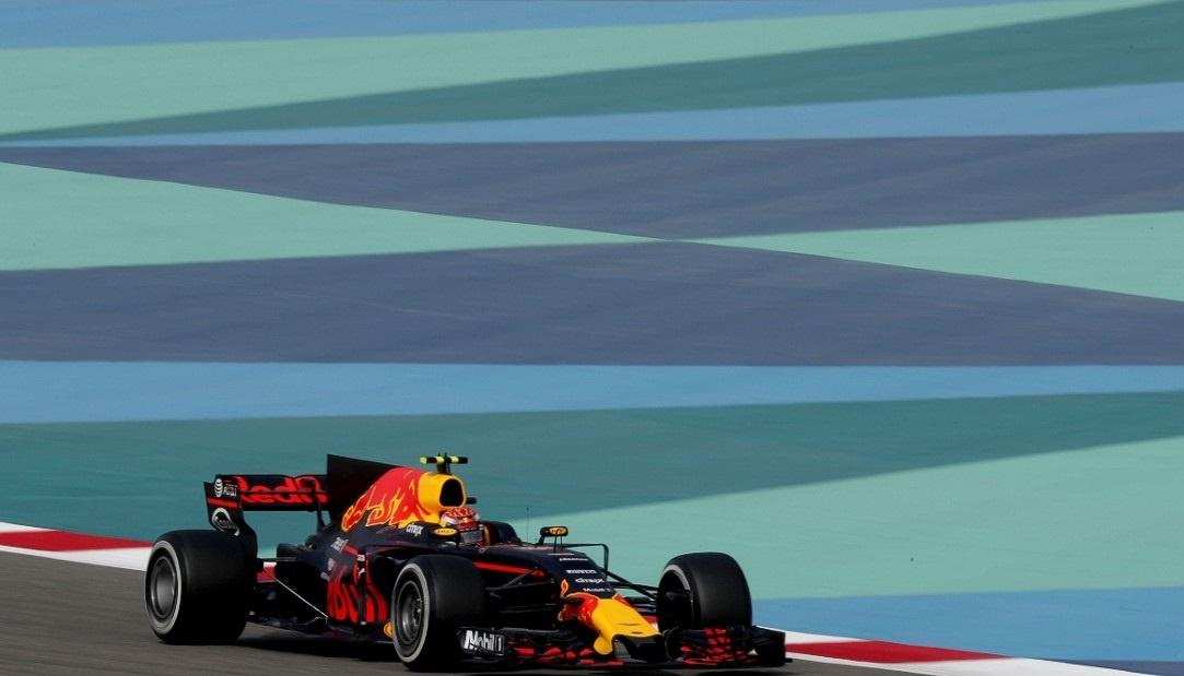 تصاویر منتخب رقابتهای گرندپری فرمول یک در بحرین