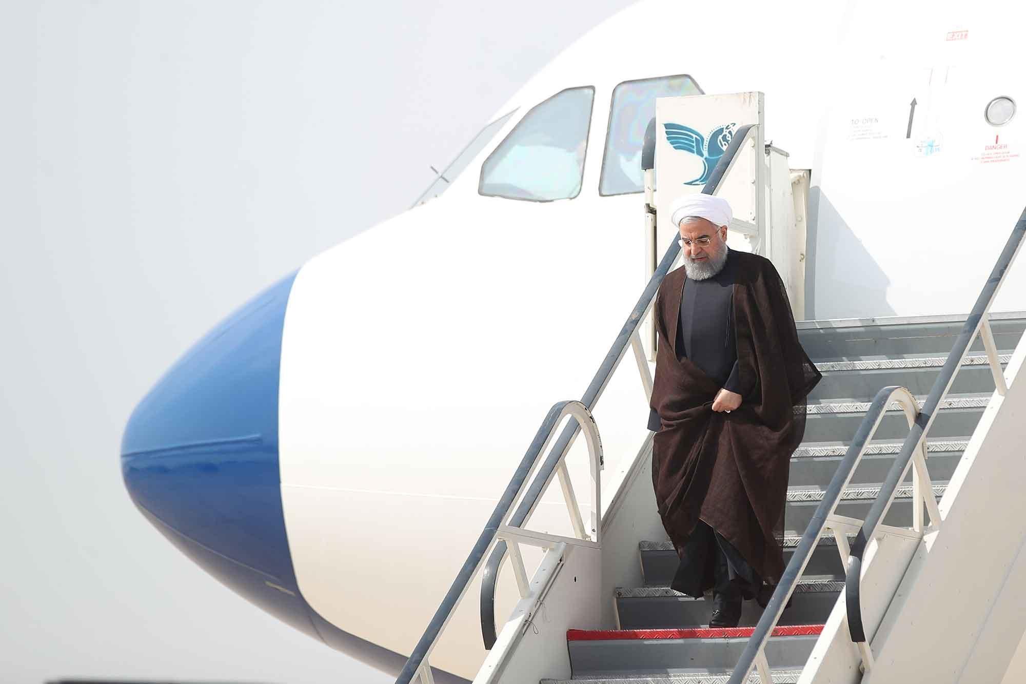 تصاویر   بهرهبرداری از فازهای ١٧ و ١٨ پارس جنوبی با حضور رییسجمهوری