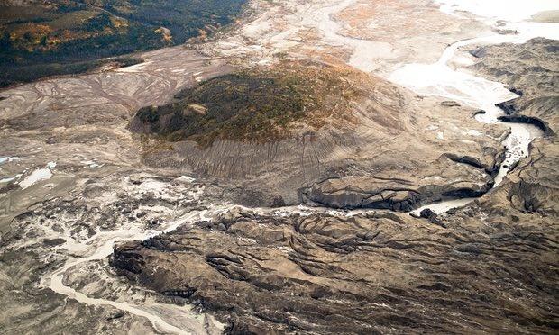 تصاویر | رودخانهای که ۴ روزه ناپدید شد