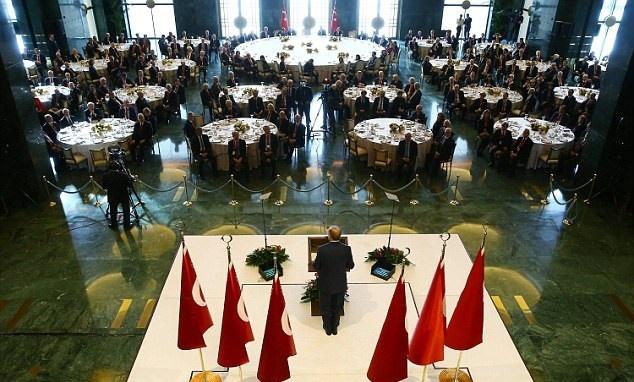 کاخ اردوغان