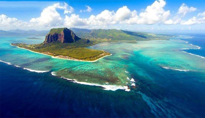تصاویر   موریس؛ جزیره اعجاب انگیز در شرق ماداگاسکار