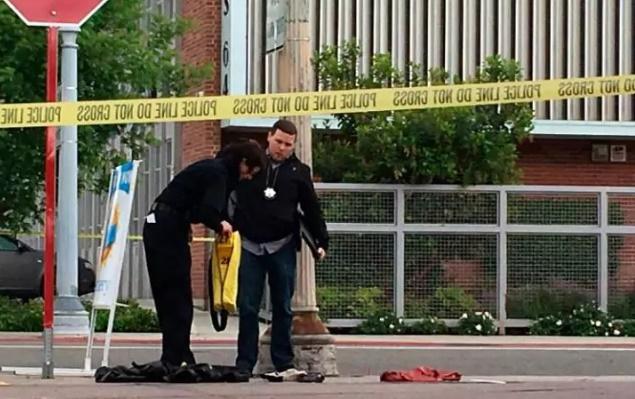 تصاویر   سه کشته در پی تیراندازی در کالیفرنیا