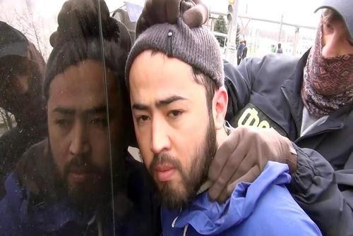 تصاویر   دستگیری برادر مظنون اصلی حمله تروریستی به متروی سنپترزبورگ
