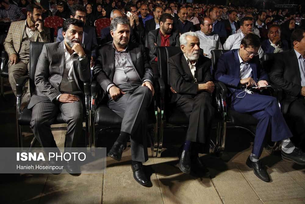تصاویر | مراسم گرامیداشت روز سعدی با حضور وزیر ارشاد