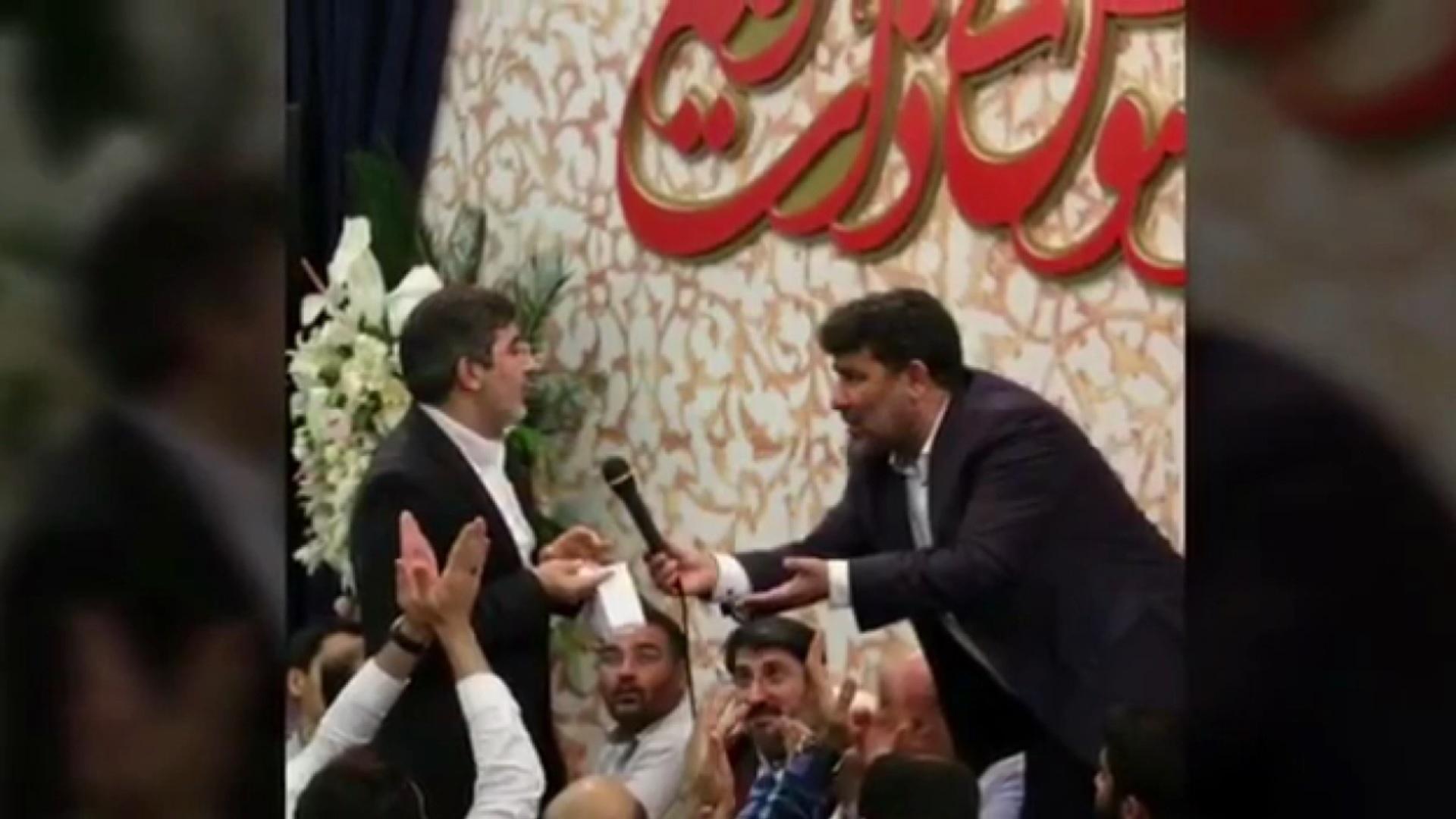 فیلم | مداحی سعید حدادیان برای پرسپولیس؛ ارباب، تیم ما رو دریاب!