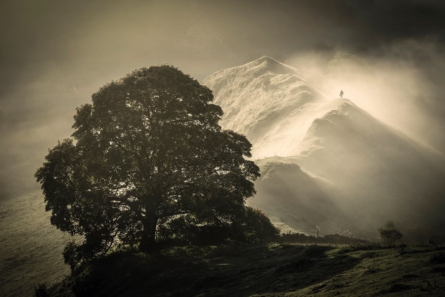 تصاویر | برگزیدههای مسابقه عکاسی چشمانداز انگلیس