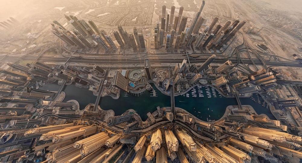 تصاویر | زیباییهای جهان از زاویه دید یک پرنده