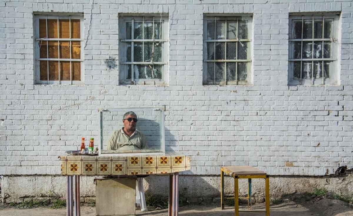 تصاویر | زندگی در مشهد به سبک عربها