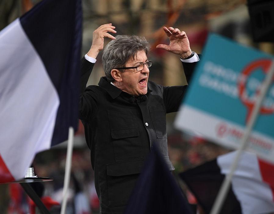 تصاویر | نگاهی به ۵ کاندیدای اصلی ریاست جمهوری فرانسه