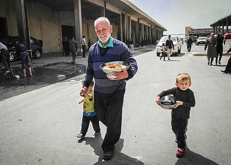 تصاویر   روزگار کودکان سوری در سکونتگاههای حمص