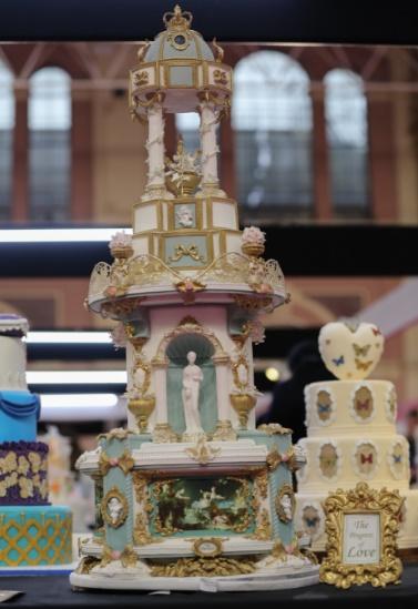 تصاویر | رقابت مجسمههای خوردنی در لندن