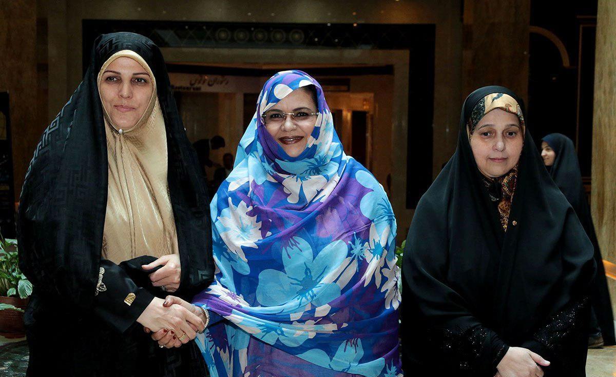 تصاویر | وزرای امور زنان کشورهای اسلامی در مشهد