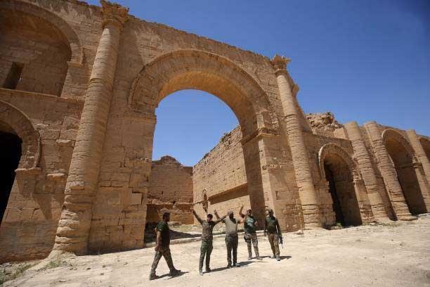 تصاویر | شهر باستانی عراقیها عمر دوباره گرفت