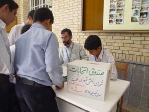 منع فعالیت و تبلیغات انتخاباتی در مدارس