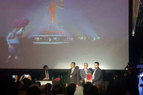 ۲ جایزه فستیوال فیلم نهج به سینمای ایران رسید
