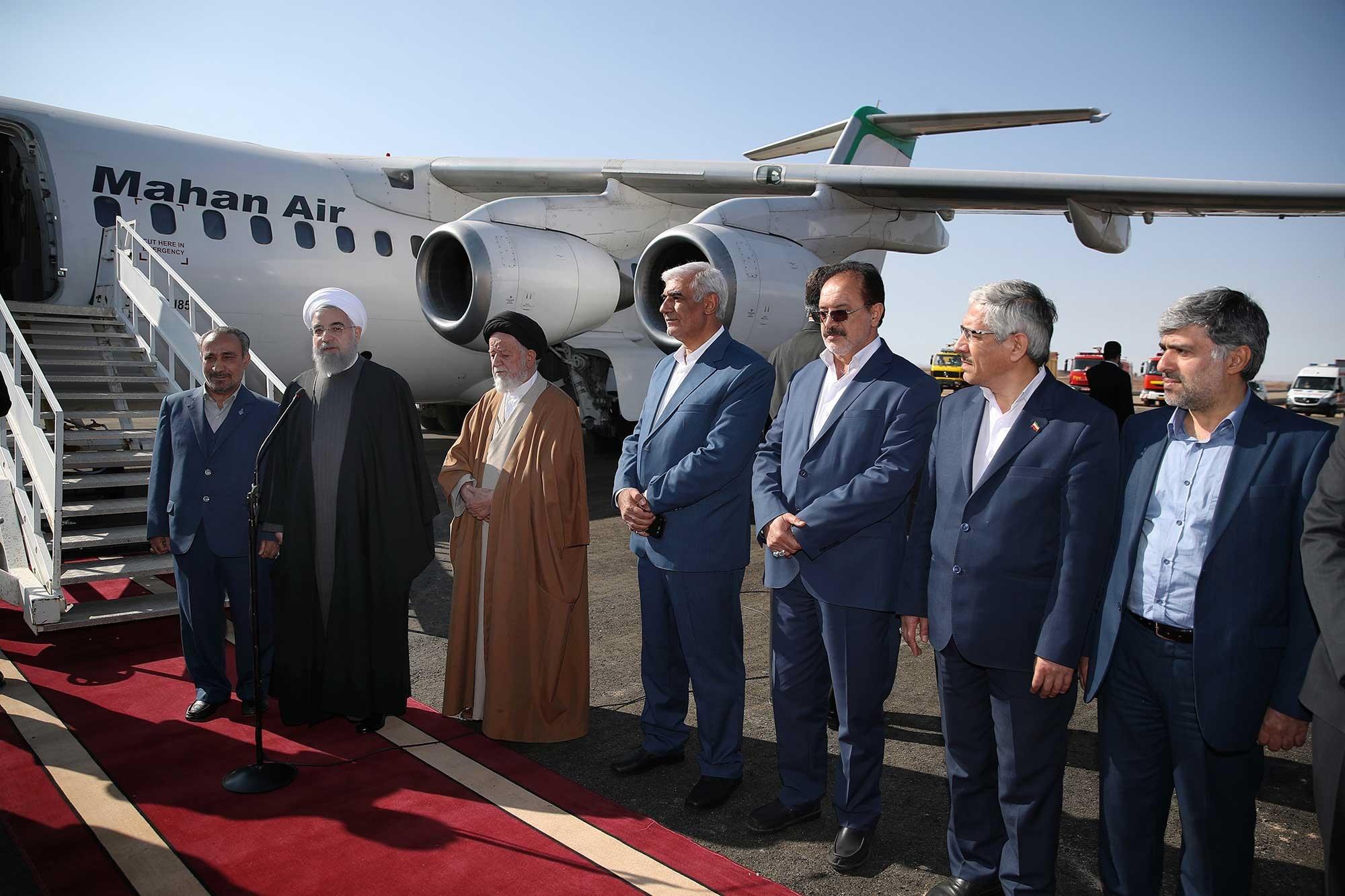 تصاویر    آغاز خط تولید سمند در سمنان با حضور رئیس جمهور