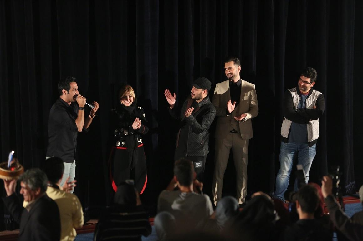 نمایش و آیین دیدار با عوامل فیلم «هفت معکوس» برگزار شد